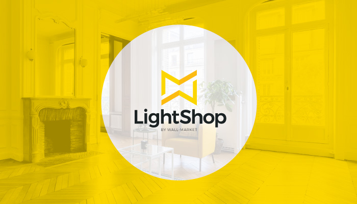 LightShop real estate marketing shop